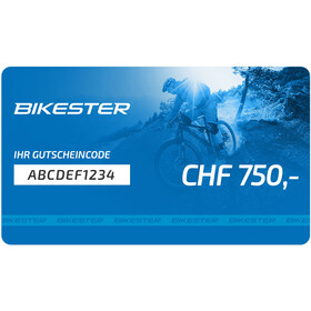 Bikester Gift Voucher CHF 750